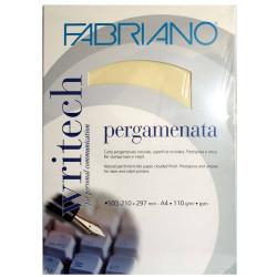 CARTA PERGAMENA FABRIANO A4...