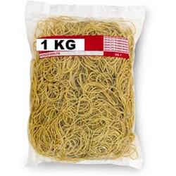 Elastici buste da 1 kg gialli
