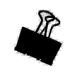 Clips fermacarte mm51
