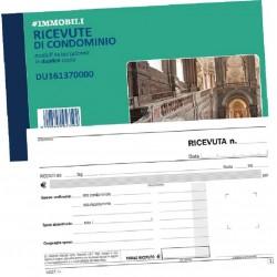 BLOCCO RICEVUTE DI CONDOMINIO