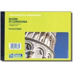 BLOCCO BUONI DI CONSEGNA A6...